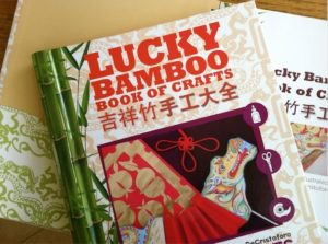 Lucky Bamboo Book of Crafts image for Facebook.
